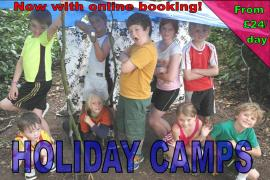 Hol camp website pic