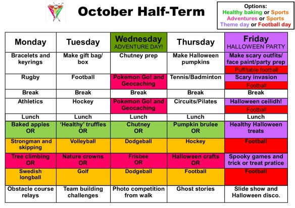 October Half-term.pub
