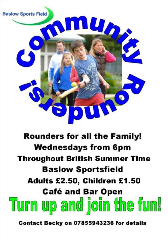 Community Rounders